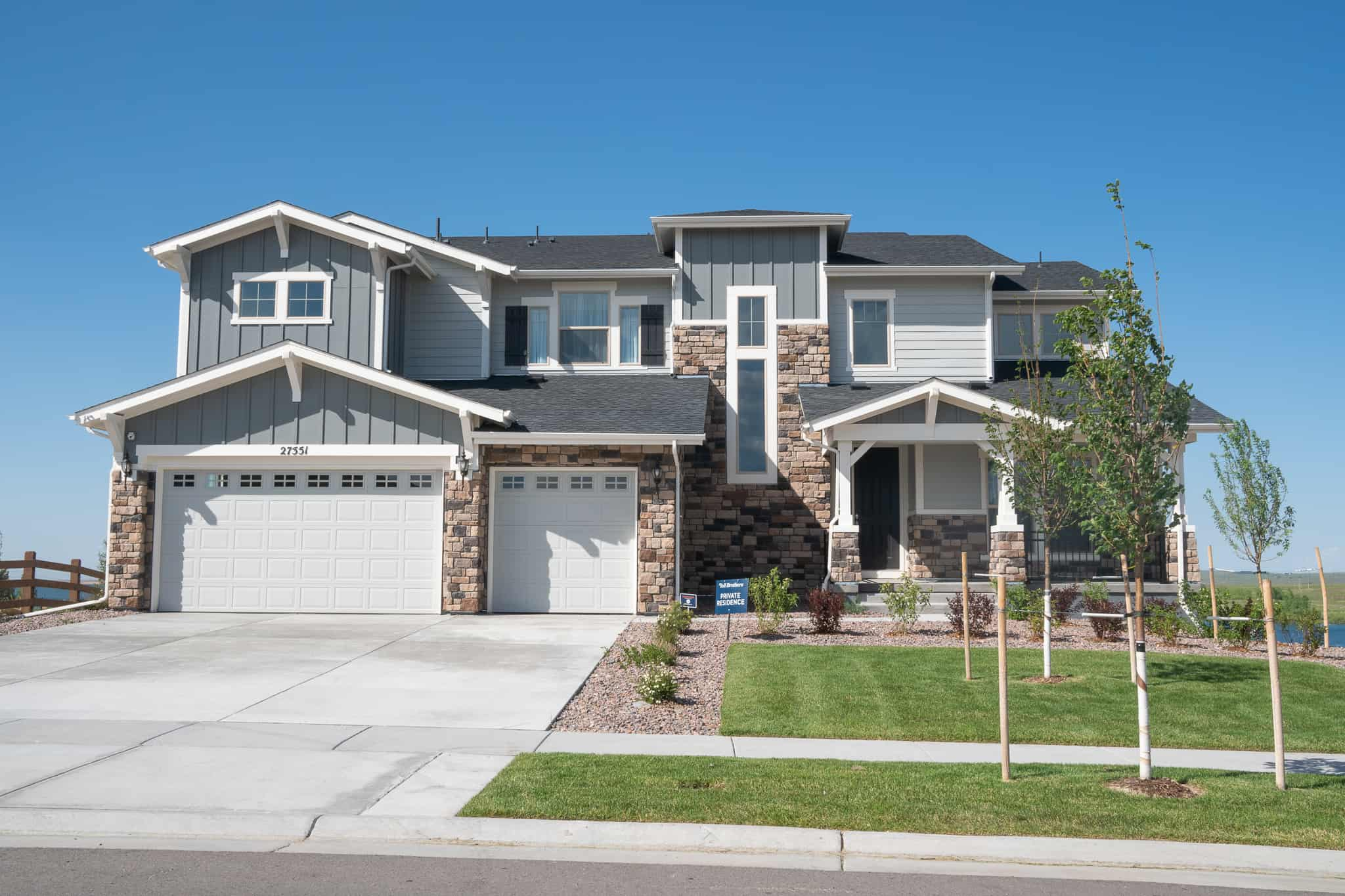 Vista Point at Southshore by Toll Brothers