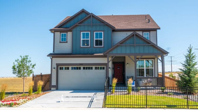 Castle Valley - The River Collection by Meritage Homes