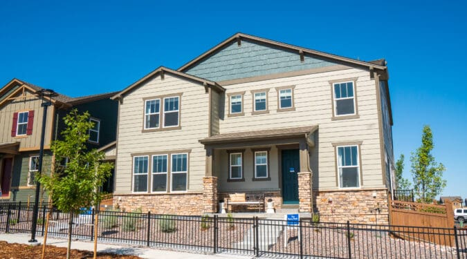 Castle Valley - The Town Collection by Meritage Homes