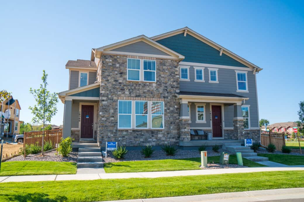 East Creek – The Town Collection – Meritage Homes
