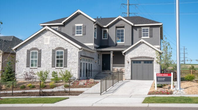Forest Trace by Richmond American Homes