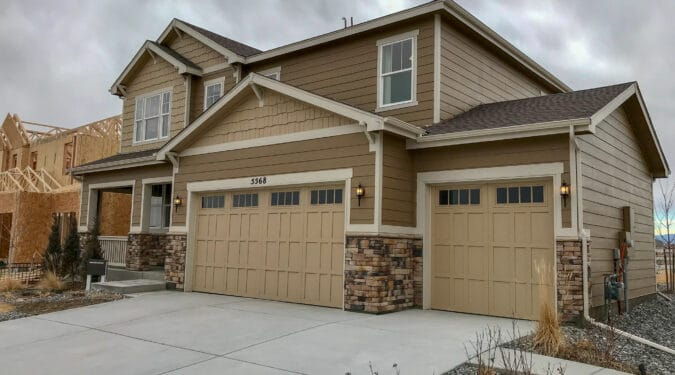 The Ridge at Harmony Road by Richmond American Homes