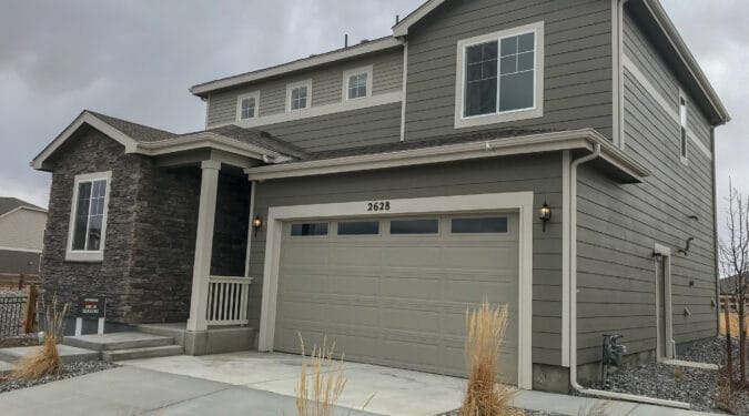The Lakes at Centerra by Richmond American Homes