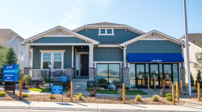 Heritage Todd Creek - The Heritage Collection by Lennar Homes