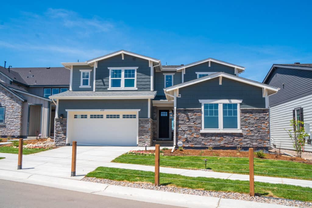 Soils at The Canyons by TRI Pointe Homes