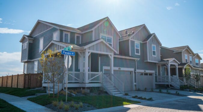 Buffalo Highlands Paired Homes by Lennar Homes