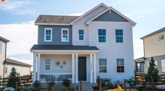 Crescendo Collection at Reunion by Tri Pointe Homes