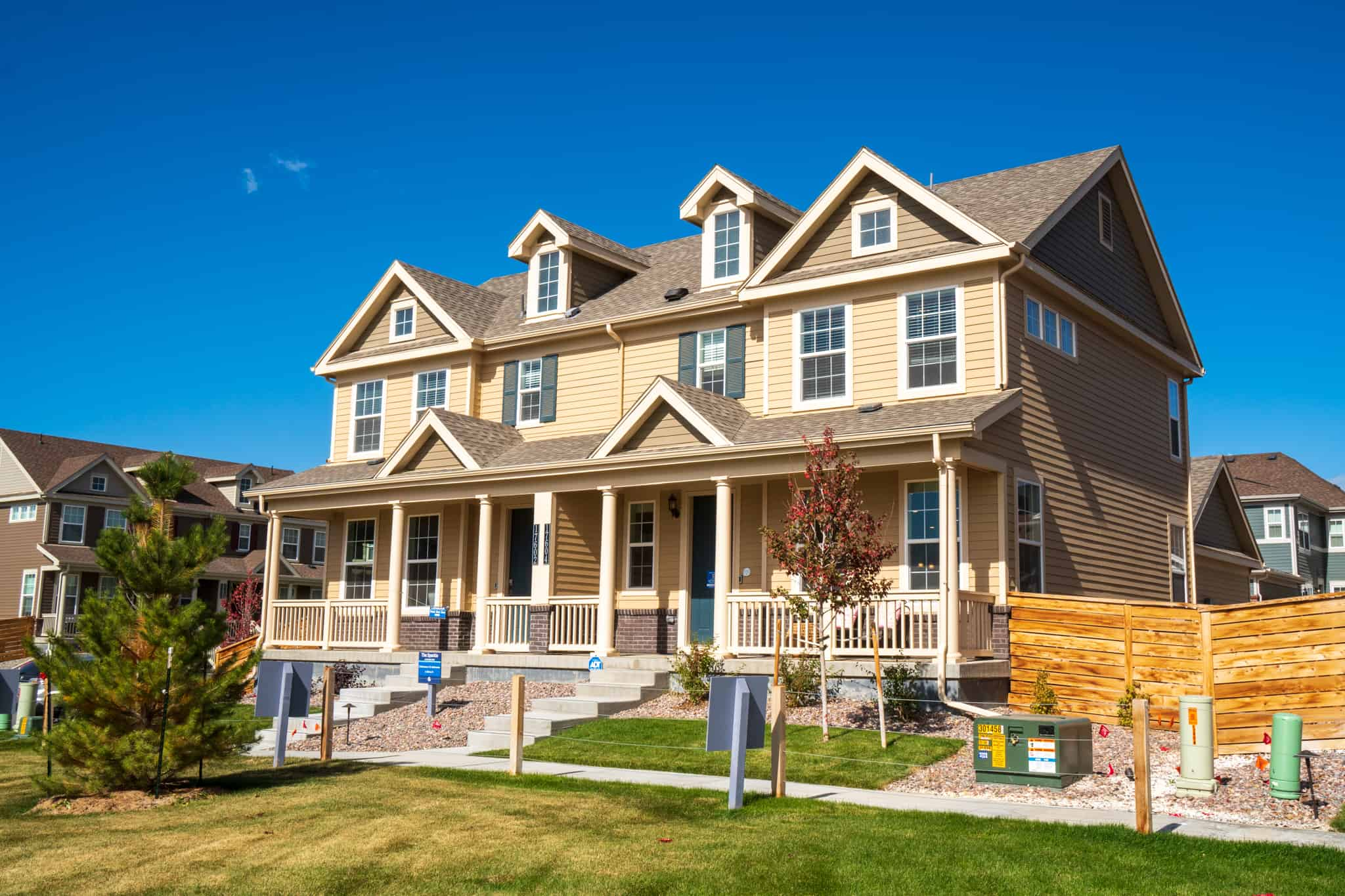 Palisade Park Paired Homes by Lennar Homes