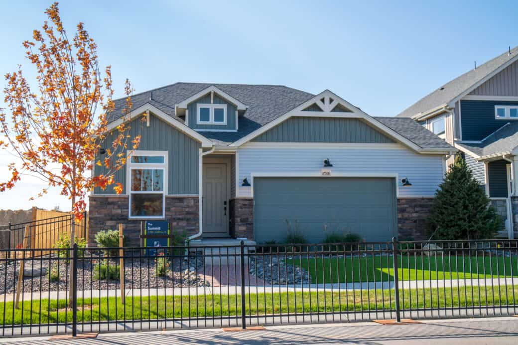 Sterling Collection at Reunion by Oakwood Homes