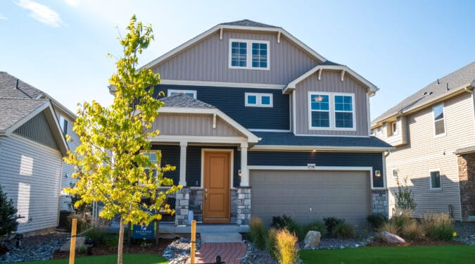 Meridian Collection at Reunion by Oakwood Homes