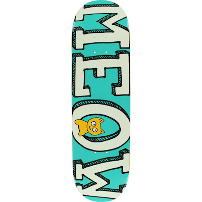 Meow Big Letters 8.5in