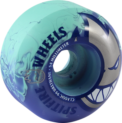 Spitfire Formula 4 Classic Fader Teal And Purple 54mm 99a
