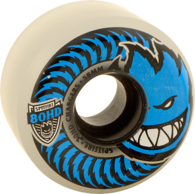 Spitfire 80HD Charger Conical 58mm Blue