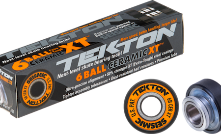 Tekton 6 Ball XT Ceramic Bearings