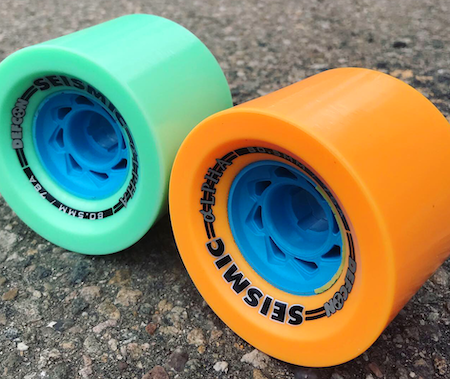 Seismic Alphas Downhill 80.5mm