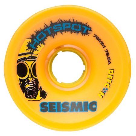 Seismic Hot Spot Defcon