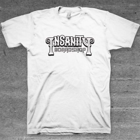 Insanity Shirt White