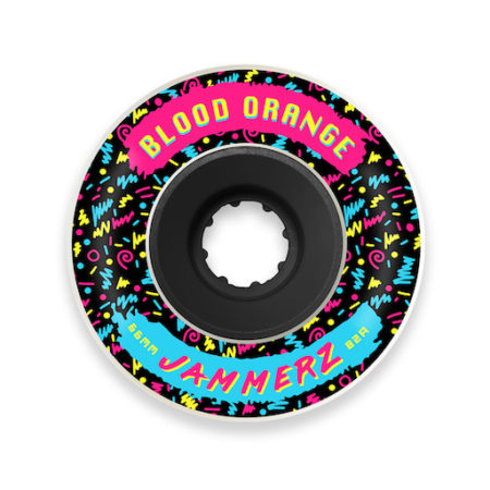 Blood Orange Jammerz 66mm