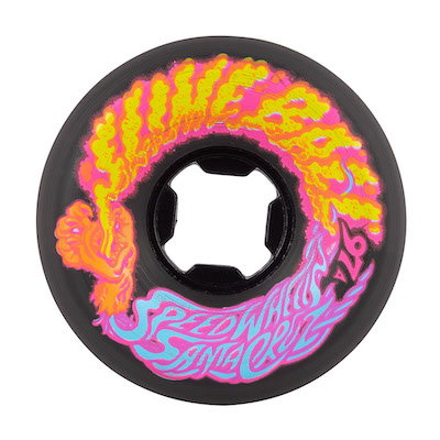 Slime Ball Vomit Black 54mm 97a