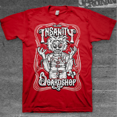 Insanity Shirt Red