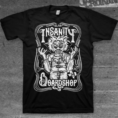Insanity Shirt Black V2