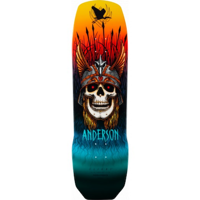 Powell Peralta Flight Andy Anderson 9.13in