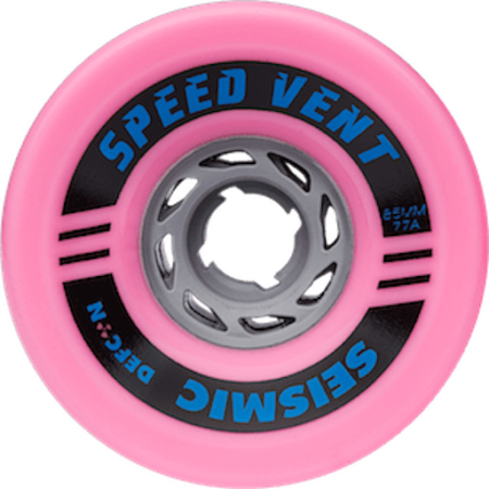 Seismic Speedvents 85mm