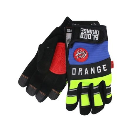 Blood Orange Knuckle Gloves