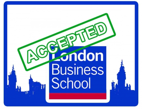 Testimonial: Admitted to Londond Business School