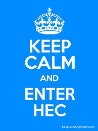 Admitted to HEC Paris MBA