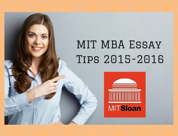 MIT MBA Application requirements