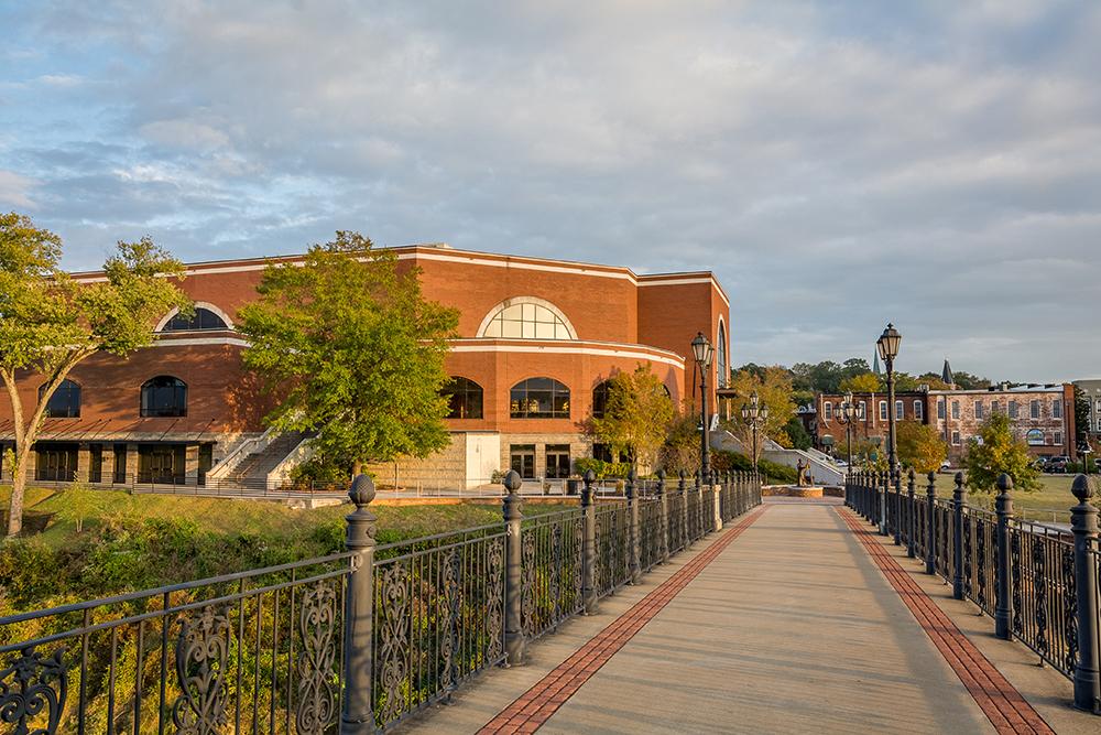 Forum River Center_Venue