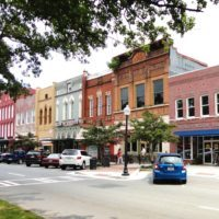 Between the Rivers Historic District