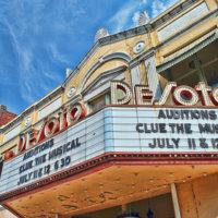 Historic DeSoto Theatre
