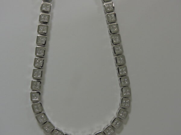 Men's Diamond Necklace