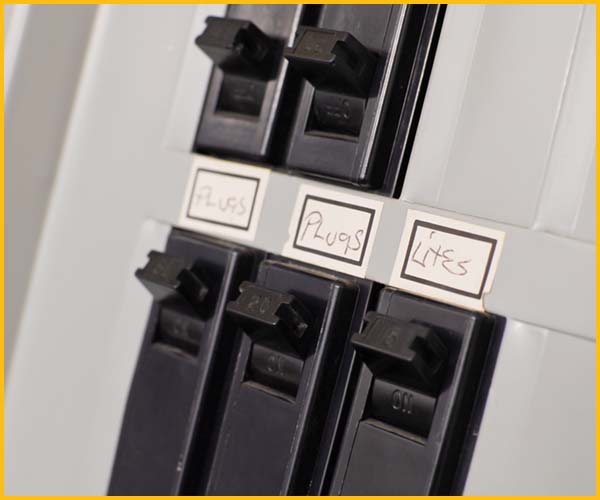 Wire Wiz Electrician Services | Electric Service Panel Upgrade