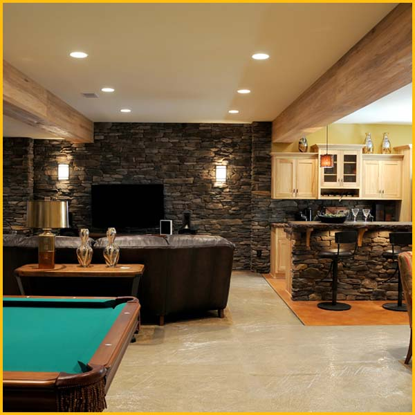 Wire Wiz Electrician Services   Basement Lighting Speciailists   Home