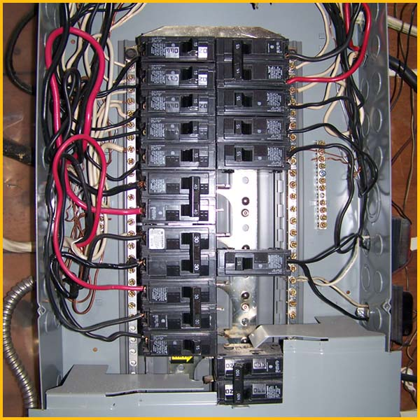 Wire WIz Electrician Services   Electrical Panel Upgrade