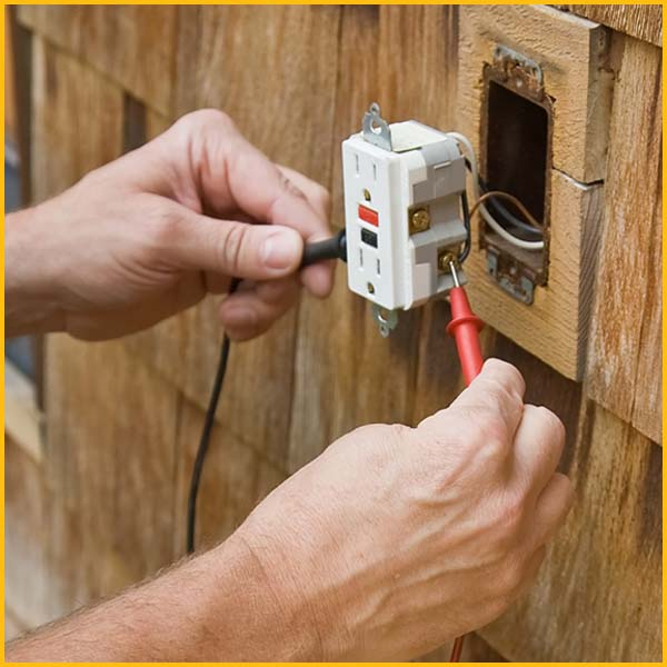 Wire Wiz Electrician Services   Outlet Repair Home