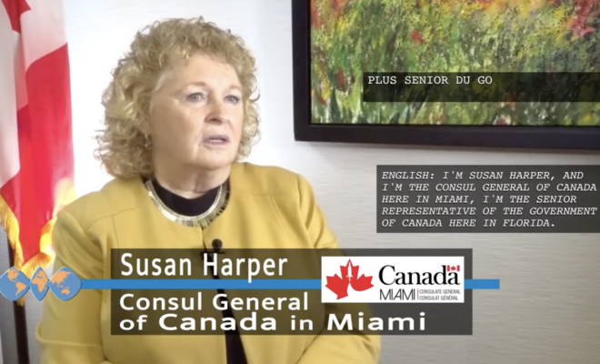 Susan Harper, General Consul of Canada in Miami | International Women's Day Awardee
