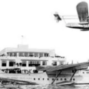 Anniversary of Pan Am seaplane terminal opening at Dinner Key