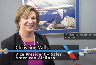 Christine Valls,VP of Sales for Florida, LATAM, the Caribbean and U.S. | International Women's Day