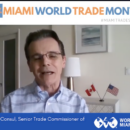 Jean-Pierre Hamel Trade Commissioner of Canada | Miami World Trade Month