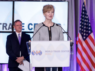 Karen A. Kuhn, Associate Cheif Counsel, U.S. Customs & Border Protection | International Women's Day