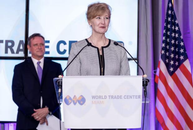Karen A. Kuhn, Associate Cheif Counsel, U.S. Customs & Border Protection   International Women's Day
