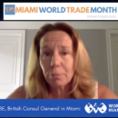 Nicolette Brent, British Consul | Miami World Trade Month