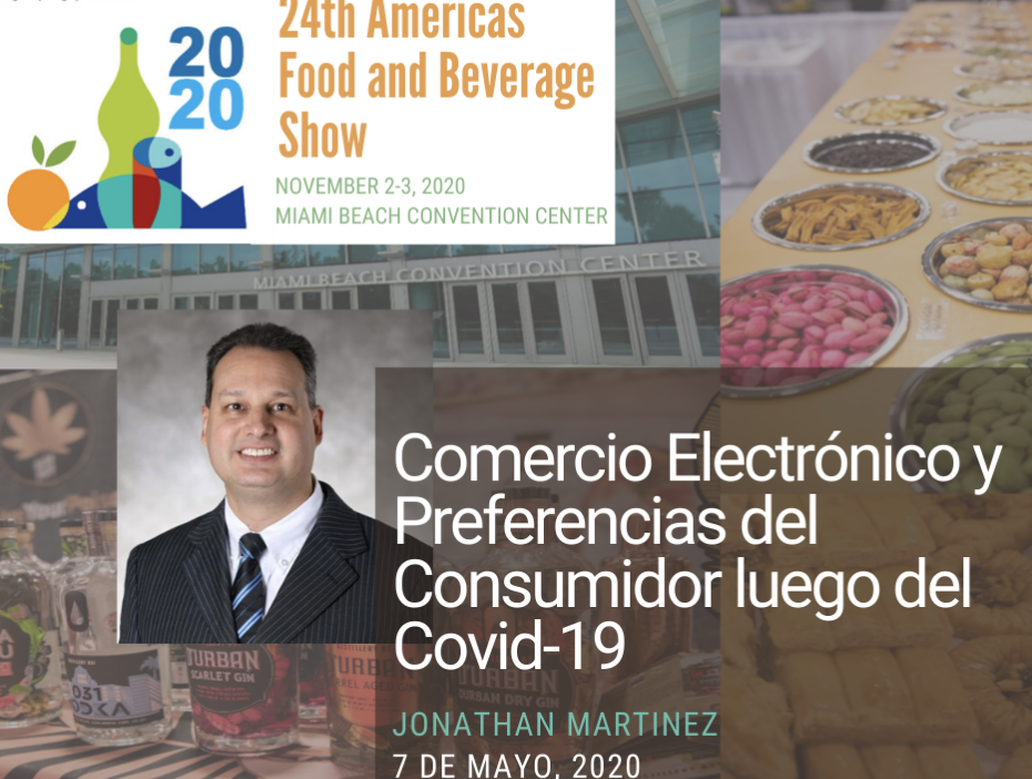Perfil de Expositor y Asistentes de Americas Food and Beverage Show