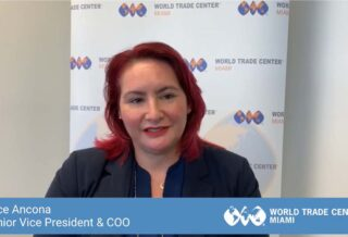 Alice Ancona Senior VP and COO WTCM