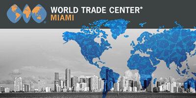 world trade center Miami newsletter