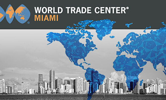 world trade center Miami newsletter
